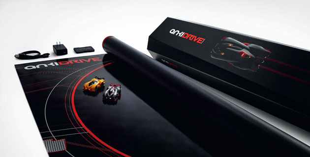 Anki DRIVE | Racing Game