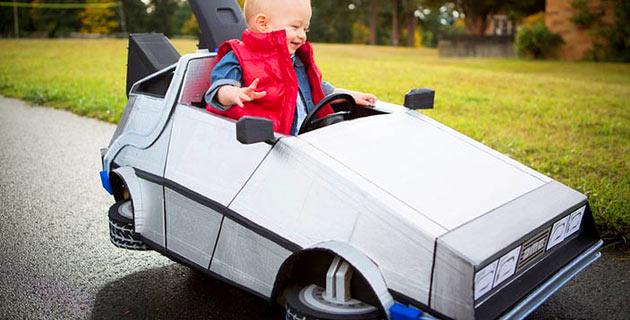 Mini DeLorean