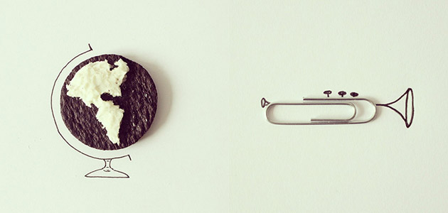 Everyday Objects | Javier Pérez