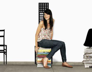 StickS-it   Famous design chairs vinyl adhesives