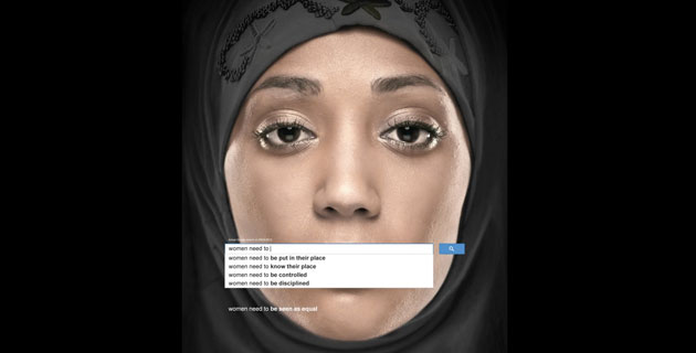 UN Women | Search Engine Campaign