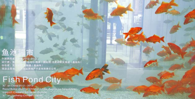 Fish Pond City Xi'an
