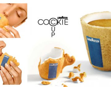 Cookie Cup by Lavazza