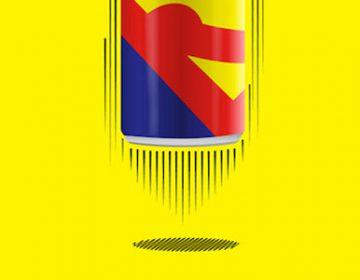 Super Hero energy drinks