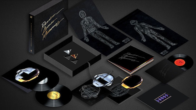 Daft Punk | Deluxe Box Set Edition