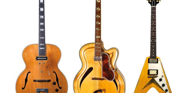 Famous Electric Guitars