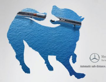 Mercedes-Benz | Automatic Safe Distance