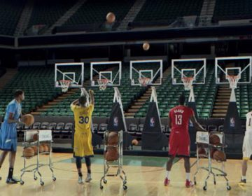 NBA: Jingle Hoops