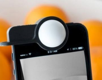 Luxi light meter