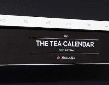 The Tea Calendar | Hälssen & Lyon