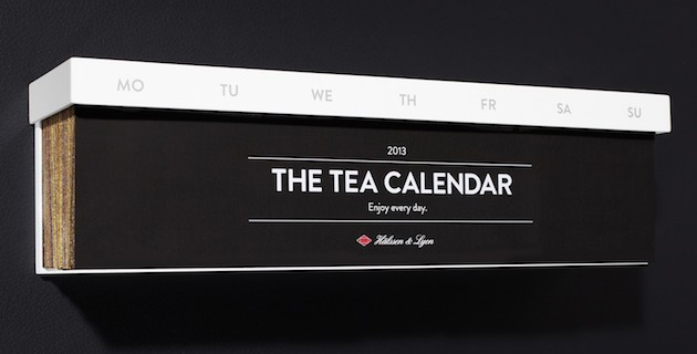 The Tea Calendar   Hälssen & Lyon