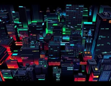 Vector Cityscapes | Romain Trystram