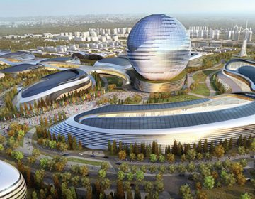 Astana World EXPO 2017 | AS+GG