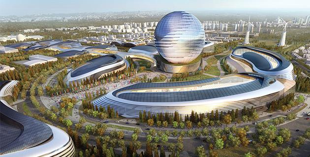 Astana World EXPO 2017 | AS+GG