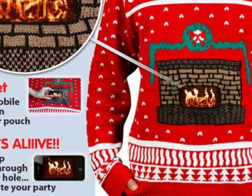 Evolution of the Ugly Christmas Sweater