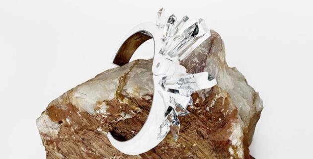 Crystalactite Jewelry | Maison Martin Margiela