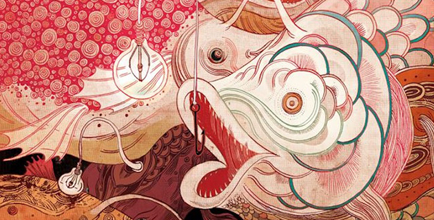 Expressive Illustrations | Victo Ngai