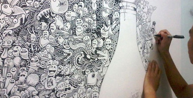 Moleskine Notebook Art | Kerby Rosanes