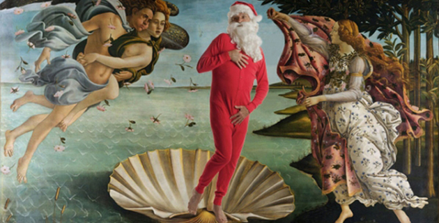 Santa Classics | Ed Wheeler