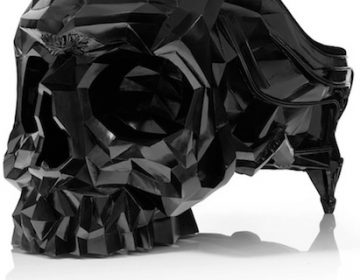 Skull Armchair | Maximo Riera