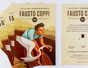 Calendario Coppi 2014