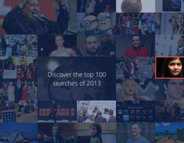 Google Zeitgeist | Here's to 2013