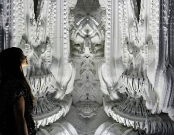 Digital Grotesque | World's first 3D-printed room