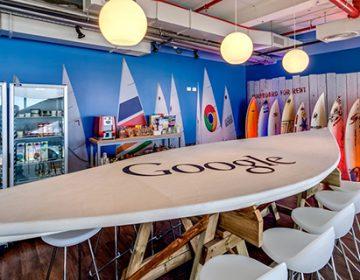 Google Tel Aviv Office | Israel