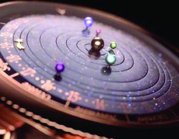 Midnight Planétarium | Van Cleef & Arpels