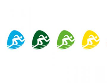 Rio 2016 Olympic Pictograms