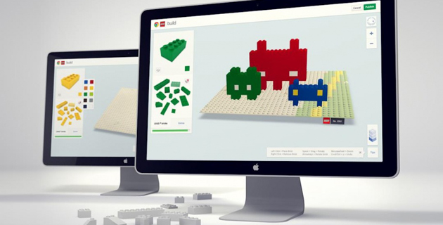 Build with Chrome | Lego + Google Chrome