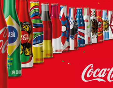 Coca Cola 2014 FIFA World Cup mini-bottles