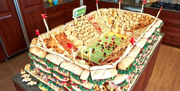 Snackadium | Super Bowl Party Essential