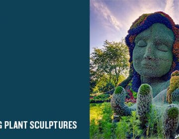 Monumental Plant Sculptures | 2013 Mosaicultures Internationales De Montreal