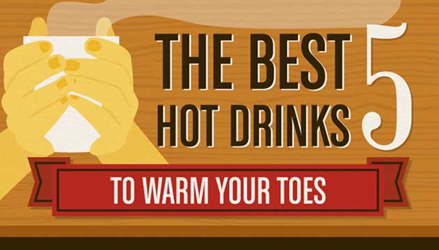 The 5 Best Hot Drinks to Warm Your Toes