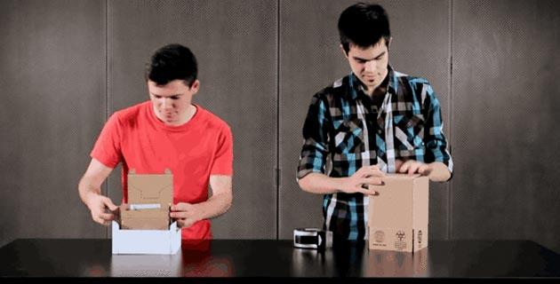 The Perfect Cardboard Box