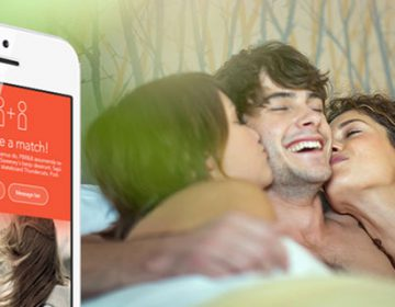 3nder App | Tinder for Threesomes