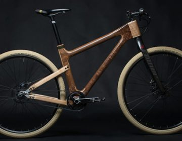 AnalogOne.One | Wooden Custom Bycicle