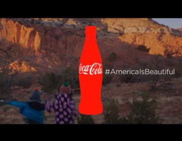 """Coca-Cola """"It's beautiful"""" Campaign"""