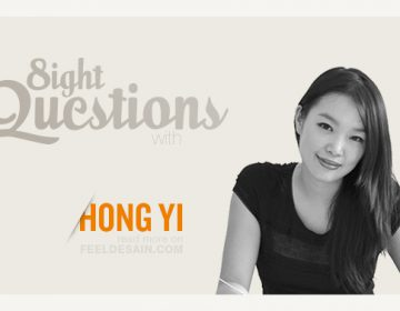 "8 Questions with ""Red"" Hong Yi"