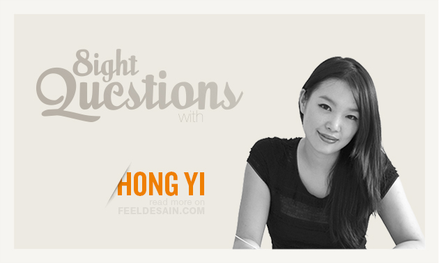 """8 Questions with """"Red"""" Hong Yi"""