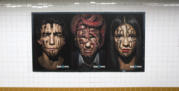 Take it on SVA | Sagmeister & Walsh