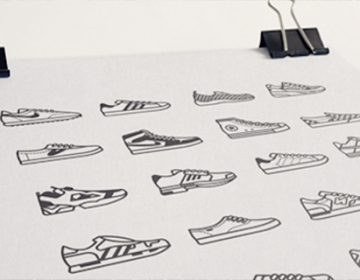 Timeless Sneakers By Naomi Kim