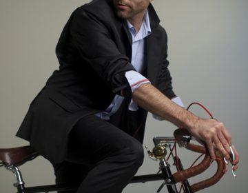 Bike Rider's Suit | Parker Dusseau