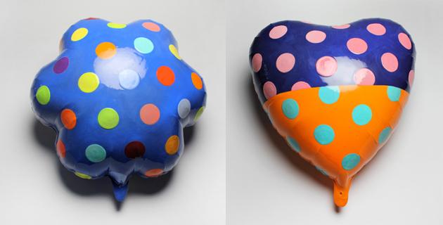 Ceramic Balloons | Nina Jun