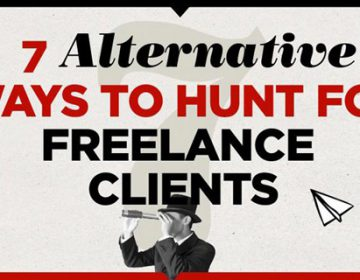 7 ways to hunt Freelance Clients