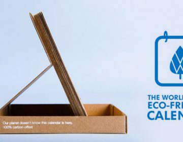 World's most eco friendly calendar | VW