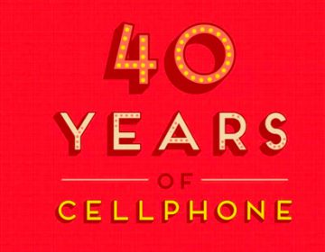 40 Years of Cellphone | Fueled