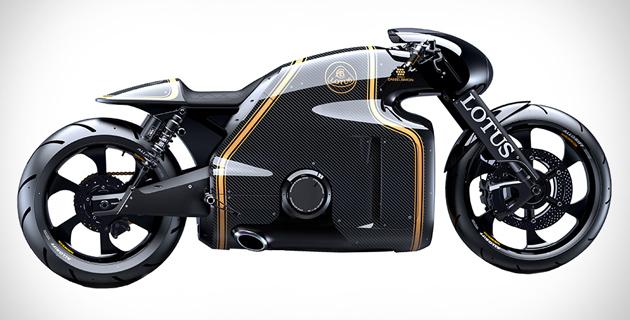 C-01 MOTORCYCLE | LOTUS