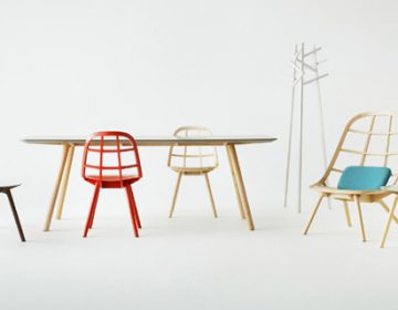 Nadia furniture | Jin Kuramoto